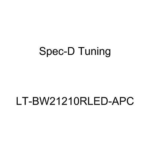 Spec-D Tuning LT-BW21210RLED-APC Red Tail Light Led
