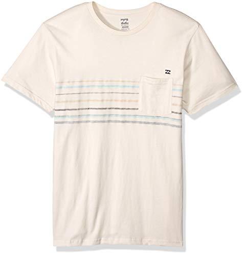 - Billabong Men's Spinner T-Shirt Rock Medium