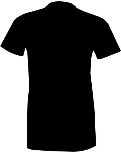 KEEP CALM and eat Banana ★ Rundhals-T-Shirt Frauen-Damen ★ hochwertig bedruckt mit lustigem Spruch ★ Die perfekte Geschenk-Idee