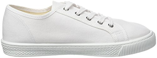 Bianco Malibu Sneaker Olympic Brillant Levi's White Uomo 6Inw4vqwFW
