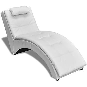 Amazon Festnight Chaise Longue Sofa Chair Soft Sleeper Bed