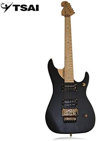 Guitarra eléctrica SY-F-005 con cuerpo de madera de aliso 22 ...