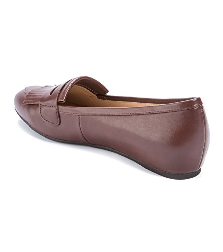 Andrew Geller Posy Womens Flats & Oxford Brown Arrugginito