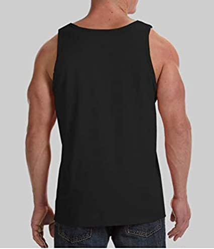 Tanks Tops Shirt Sleeveless Fit Mens Yellow Chicks Casual