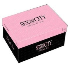 Sex and the city schuhbox limited edition