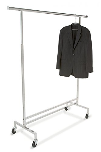 Commercial Grade Adjustable Garment Rack