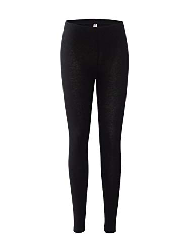 Bella+Canvas Women's Cotton/Spandex Legging, Black, ()