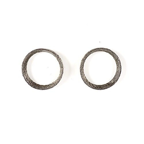 EXHAUST GASKET SET FOR HARLEY 1984-PRESENT EVO EVOLUTION & TWIN CAM