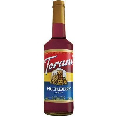 Torani Huckleberry Syrup, 25.35 oz