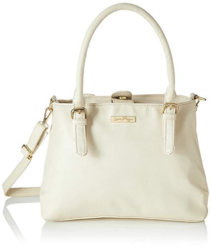 Lica Pezo Navajo White Women Handbag (Off White)