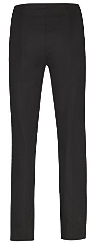 Robell Ajustada Pantalón Para Negro Mujer wTTndOr5xq