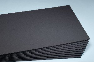 Black Foam Board 24''x36'' (25 sheets) by Elmer's