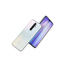 Xiaomi Redmi Note 8 Pro (64GB, 6GB) 6.53″, 64MP Quad Camera, Helio G90T Gaming Processor, Dual SIM GSM Unlocked – US & Global 4G LTE International Version (Pearl White, 64 GB)