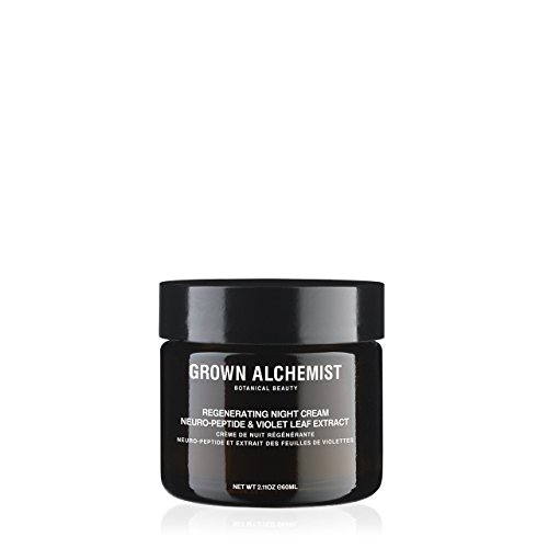 Grown Alchemist Regenerating Night Cream – Neuro-Peptide Violet Leaf Extract 40ml 1.35 oz