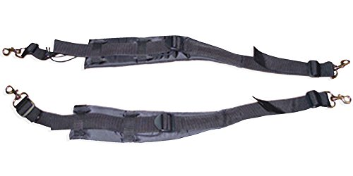 Set of Two Adjustable Multipuprose Thigh Straps (Thigh Kayak Straps)