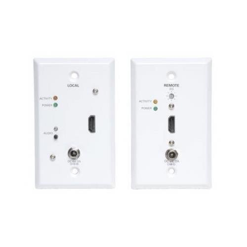 Minicom by Tripp Lite HDMI Over Cat5 Active Wallplate Extender Kit B126-1A1-WP by MINICOM