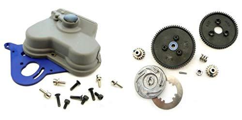 - Imachine Traxxas 1/10 E-Maxx SPUR Gear Slipper Pinion Dual Motor Mount Plate Cover