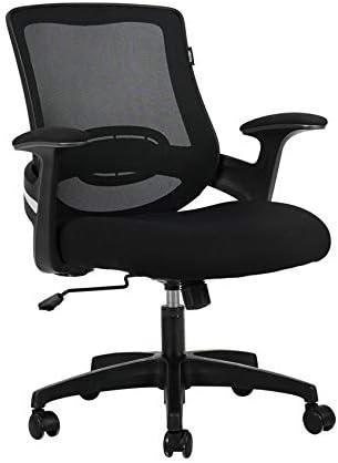 Hbada Ergonomic Office Chair Computer Desk Chair Mid-Back Mesh Task Chair
