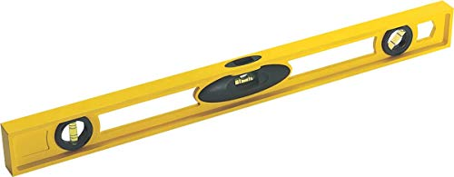 - Stanley 42-468 24 Inch High-Impact Abs Level