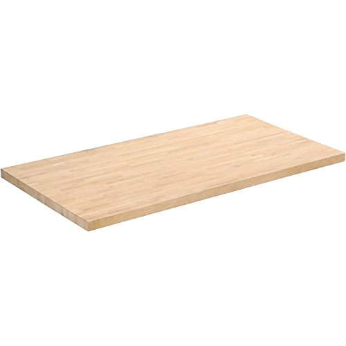 Maple Bench Top, 60'' W x 36'' D x 1¾'' Thick by Nexel