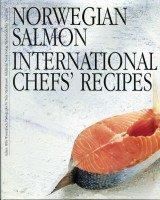 8205167788 - Willy (editor) Wyssenbach: Norwegian salmon: international chefs' recipes - Bok