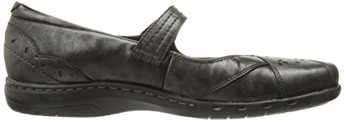 Women's Jane Hill Cobb Petra Flat Rockport Mary Pewter AxEqwSFq