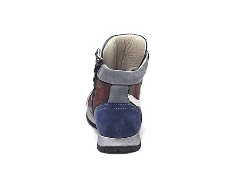 EB , Baskets pour garçon Multicolore grigio blu camouflage