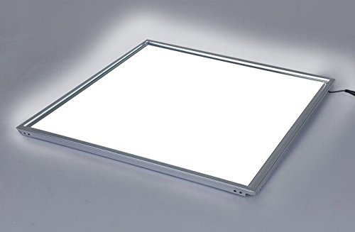 Plafoniera Led Quadrata 48w : Pannello led 60x60 cm 50w luce calda 3000k : amazon.it: illuminazione
