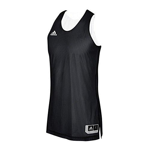 adidas Crazy Explosive Reversible Jersey - Men's Basketball L Black/White (Jersey Adidas Reversible)