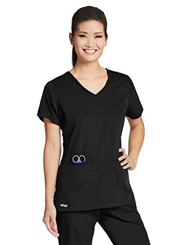 Grey's Anatomy Active 41423 Top Black ()
