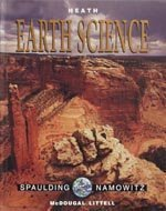 McDougal Littell Earth Science: Heath Earth Science Grades 9-12 1999