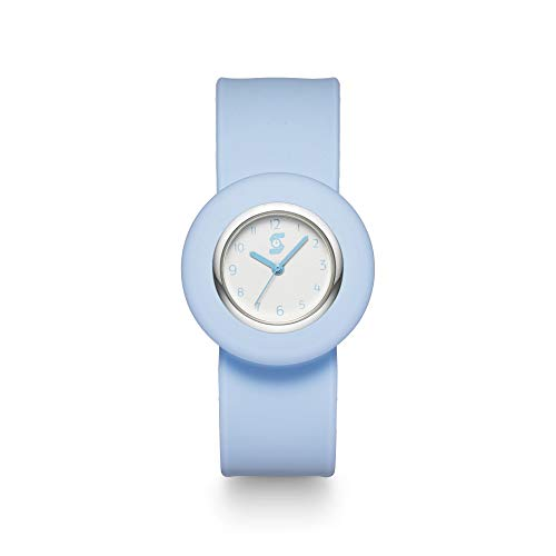 Slappie Children's Watch - Hypoallergenic Soft Jelly Silicone Strap Quartz Watch - Colorful and Water Resistant for Children & Kids -