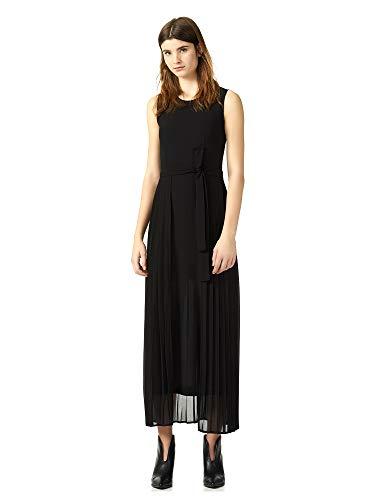 Liu F19382t5191 Femmes jo Dress 40 Noir rrq5fBYnO