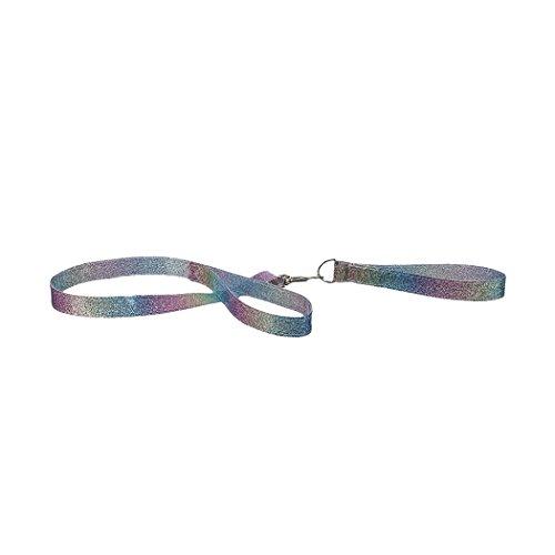 Build-a-Bear Workshop Rainbow Sparkle Leash & Collar 2 pc. (Bear Sparkle)