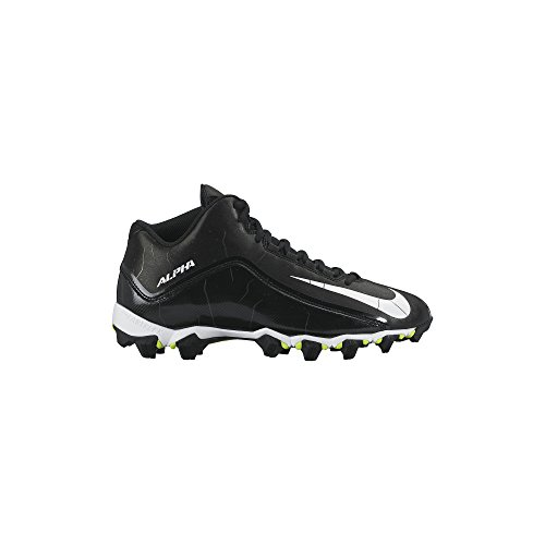 Pictures of Nike Men's Alpha Shark 2 Three- Black/Anthracite/White 1