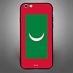 iPhone 6 Plus Maldives Flag