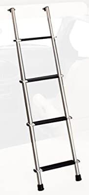 """Surco 506B 66"""" Bunk Ladder with Hook Retainer"""