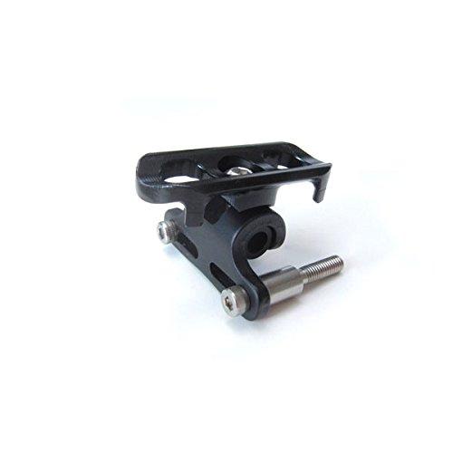 DIGIRIT Jig+ Universal Flashlight Bike Holder Mount Included O Ring Straps for Flashlight (Flashlight Oring)