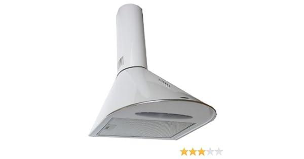 akpo WK de 4 dandys 50 Campana/LED de iluminación/Color Blanco: Amazon.es: Grandes electrodomésticos