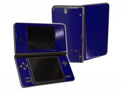 Dsi Xl Skin - Nintendo DSi XL Color Skin (DSi-XL) - NEW - COBALT BLUE system skins faceplate decal mod