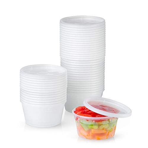 10 ounce freezer containers - 1