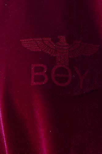 Barca Maglione Ciniglia Rosso Boy Maglia London A Bld1626 Scollo Donna 5wwqUr0I