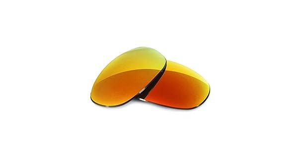 Amazon.com: Fusible lentes para Ray-Ban Rb3445 (70 yard ...