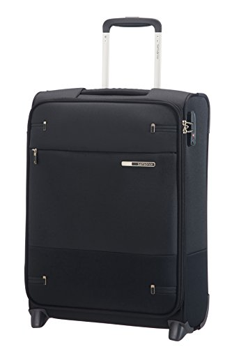 Samsonite Base Boost Upright Hand Luggage 55 cm, 41 L, Black
