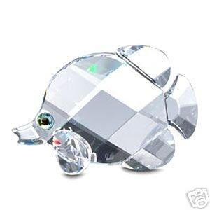 Swarovski Crystal Butterfly Fish #670819 - Crystal Fish Figurine