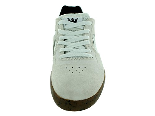 Men's Skate Avex Gum Shoes White 13 Supra BOq8x7w8