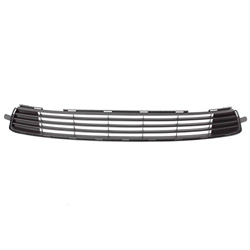 CarPartsDepot, Front Bumper Lower Grille Unpainted Primered Plastic, 363-44215-10 TO1036125 5311202280