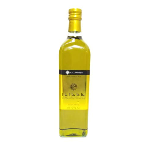 Iliada Kalamata PDO Extra Virgin Olive Oil 33.8 fl.oz 1L