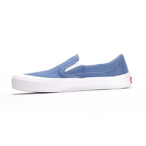 4892068beb31e0 Vans Slip-On Pro (Andrew Allen Navy) Men s Skate Shoes best ...