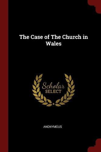 Download The Case of The Church in Wales pdf